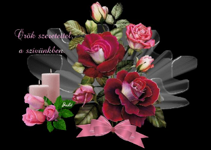 gyász örök szeretettel a szivünkbqn